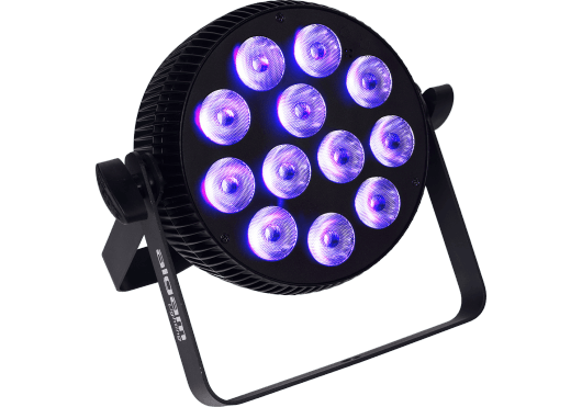 ALGAM LIGHTING PROJECTEURS À LED SLIMPAR-1210-HEX