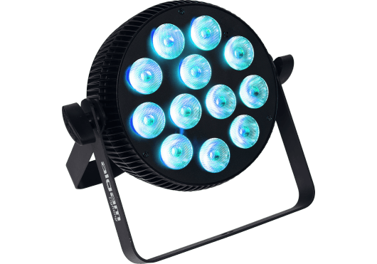 ALGAM LIGHTING PROJECTEURS À LED SLIMPAR-1210-QUAD
