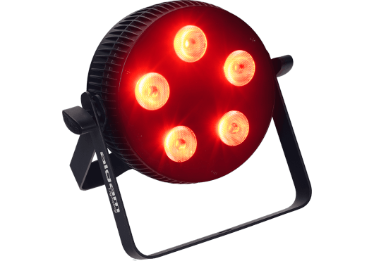 ALGAM LIGHTING PROJECTEURS À LED SLIMPAR-510-HEX