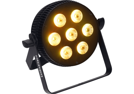 ALGAM LIGHTING PROJECTEURS À LED SLIMPAR-710-HEX