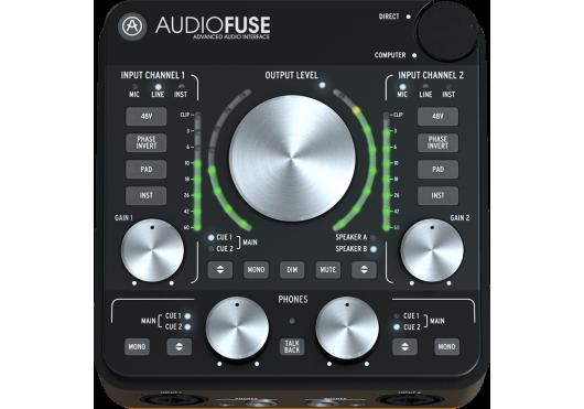 ARTURIA Interfaces Audio AUDIOFUSE-REV2