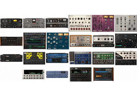 ARTURIA Logiciels FXCOLLECTION2-SN