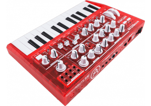 Arturia Synthétiseurs MICROBRUTE-RED