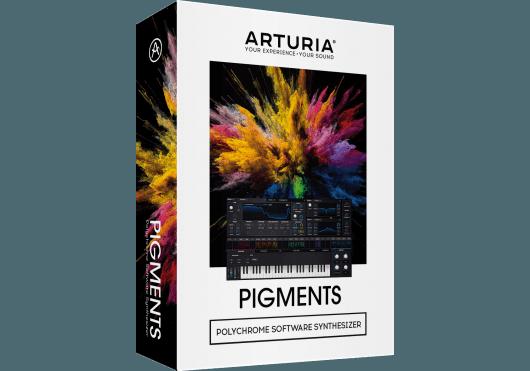 Arturia Logiciels PIGMENTS-BOX