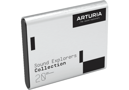 ARTURIA Logiciels SOUNDEXPLORER