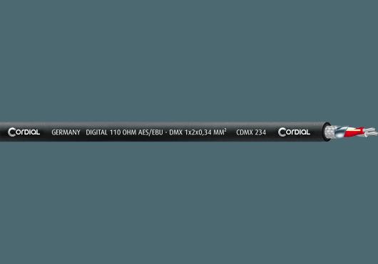 Cordial Bobines de câble CDMX234-100