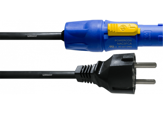 Cordial Câbles d'alimentation CFCA1.5S