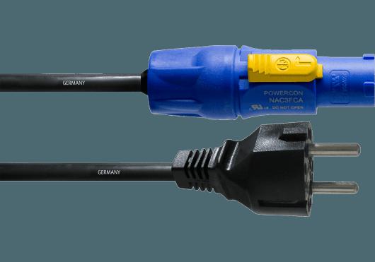 Cordial Câbles d'alimentation CFCA3S