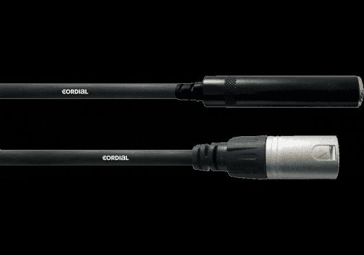 Cordial Câbles audio CFM0.15KM