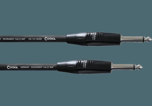 CORDIAL Câbles Instrument CII0.9PP