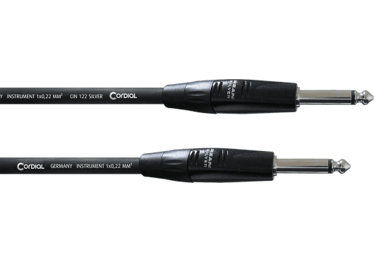 CORDIAL Câbles Instrument CII6PP
