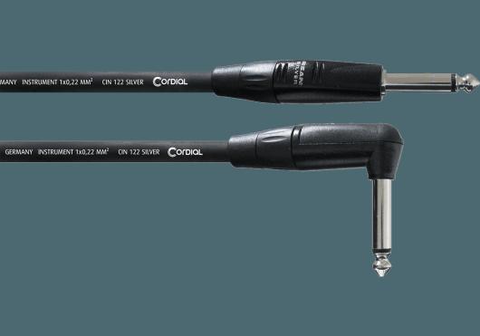 CORDIAL Câbles Instrument CII6PR