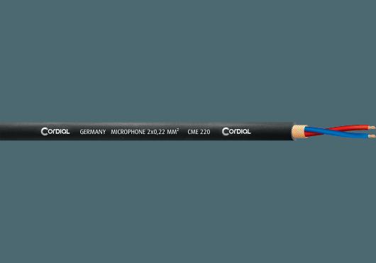 Cordial Bobines de câble CME220-100