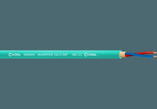Cordial Bobines de câble CMK222MNT100
