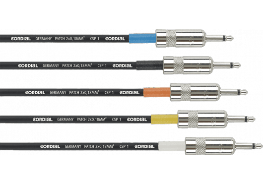 Cordial Câbles audio CPI0.6ZZ