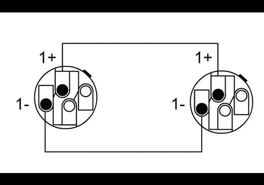 Cordial CABLES HAUT-PARLEUR CPL5LL2