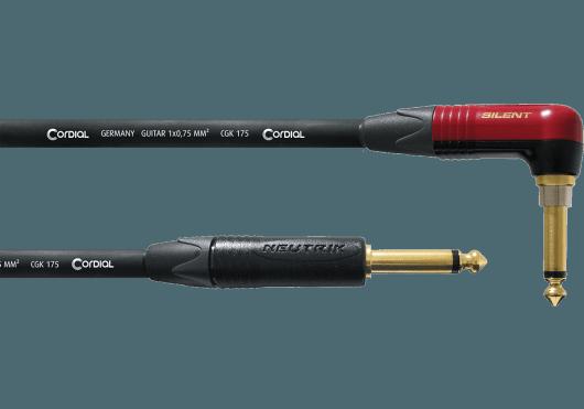 CORDIAL Câbles Instrument CSI3RP-SILENT