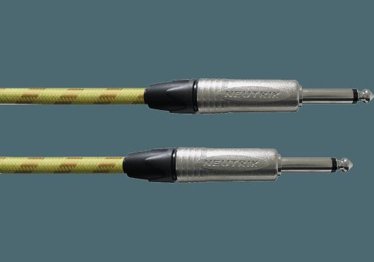 CORDIAL Câbles Instrument CXI3PP-TWEED