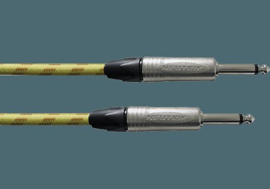 CORDIAL Câbles Instrument CXI6PP-TWEED