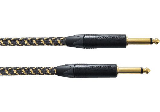 CORDIAL Câbles Instrument CXI9PP-TWEED-25A
