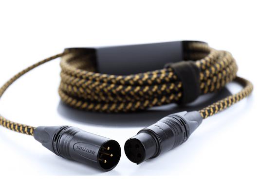 CORDIAL Câbles microphone CXM5FM-TWEED-25A