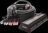Cordial Câbles audio CYB24-8C