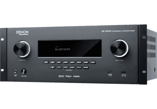 Denon Pro Amplificateurs DN700AVP
