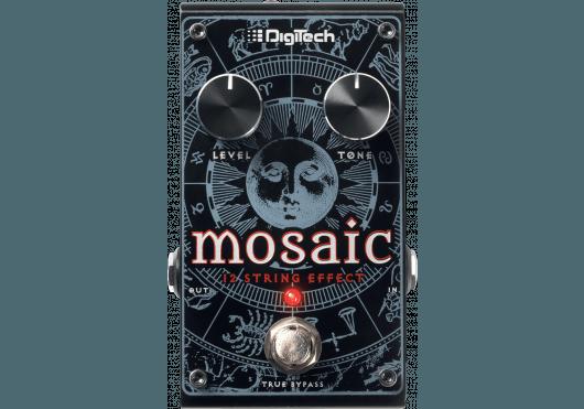 DIGITECH Pédales d'effets MOSAIC-V-01