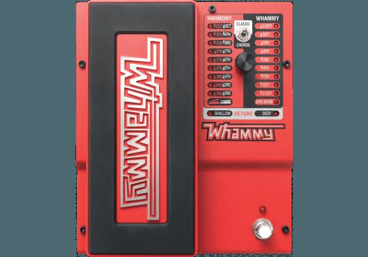 DIGITECH Pédales d'effets WHAMMYV-01