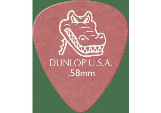 DUNLOP Médiators 417R58