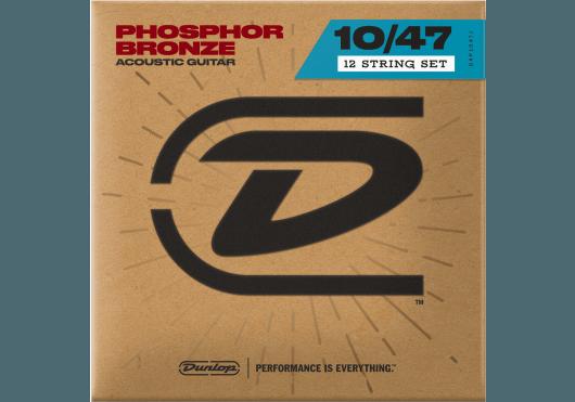 Dunlop CORDES ACOUSTIQUES DAP1047J