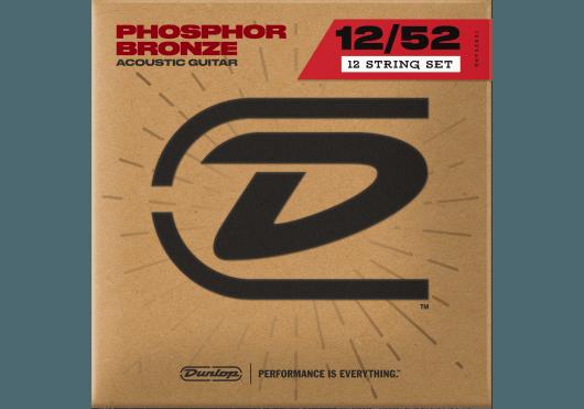 Dunlop CORDES ACOUSTIQUES DAP1252J