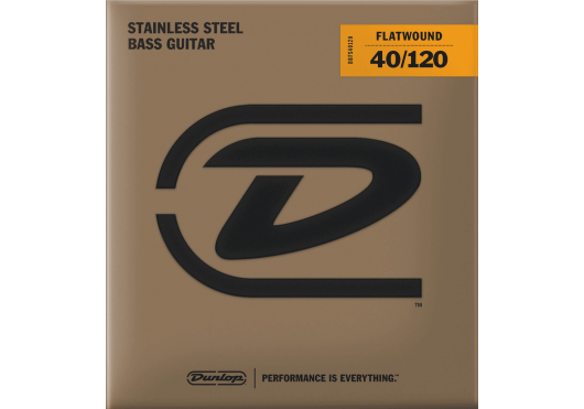 Dunlop CORDES BASSES DBFS40120