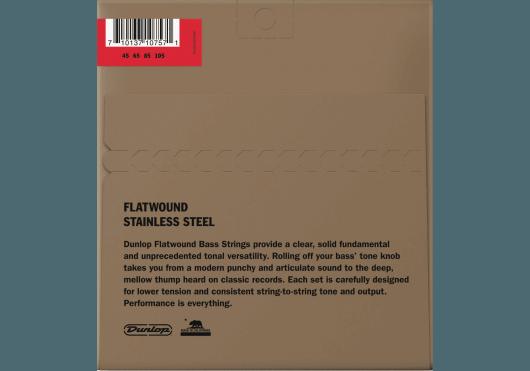 DUNLOP CORDES BASSES DBFS45105M