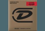 Dunlop CORDES BASSES DBFS45105S