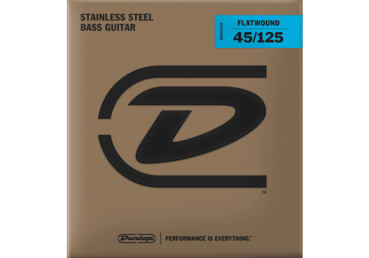 Dunlop CORDES BASSES DBFS45125