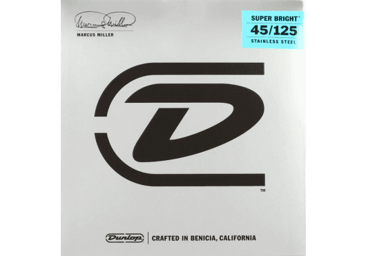 Dunlop CORDES BASSES DBMMS45125