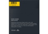 Dunlop CORDES BASSES DBN40100