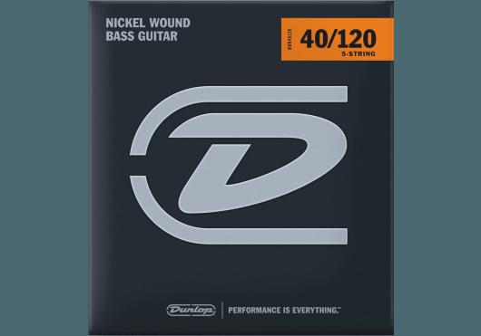 Dunlop CORDES BASSES DBN40120
