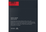 DUNLOP CORDES BASSES DBN45105