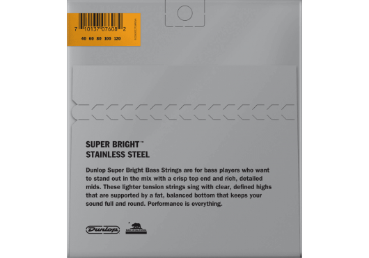 Dunlop CORDES BASSES DBSBS40120