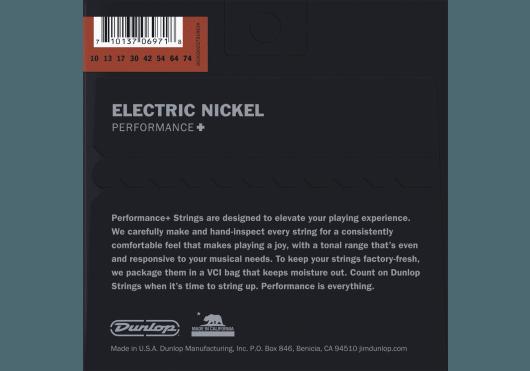 Dunlop Cordes Electriques DEN1074