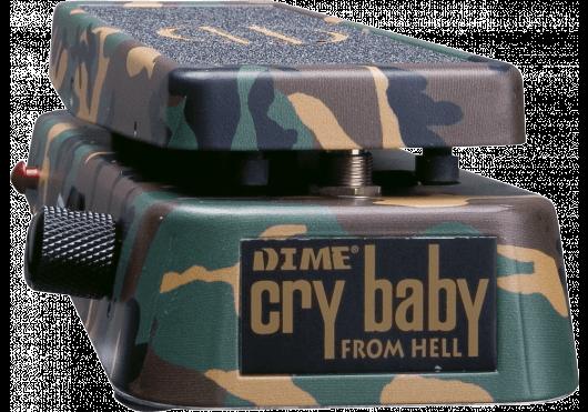 DUNLOP Pédales d'effets DB01