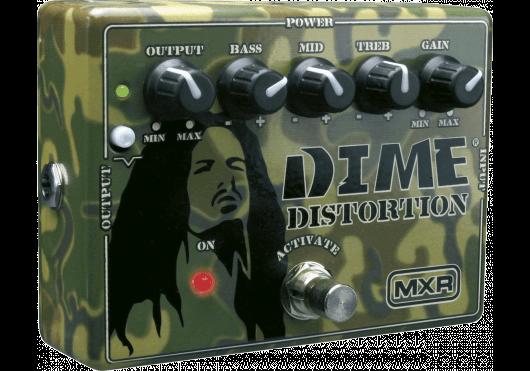 MXR Pédales d'effets DD11