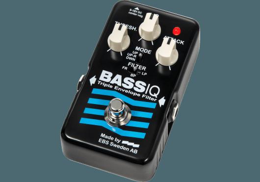 EBS Pédales d'effets BASSIQ-BL
