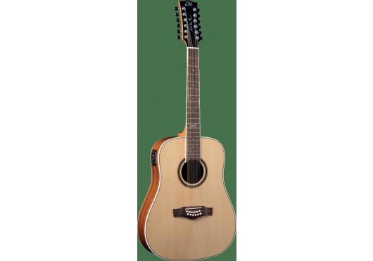 EKO Guitares acoustiques NXT-D100CWE-NAT12