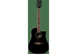 EKO Guitares acoustiques NXT-D100CWE-STBK