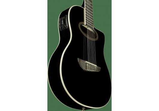 EKO Guitares acoustiques NXT-N100CWE-BLK