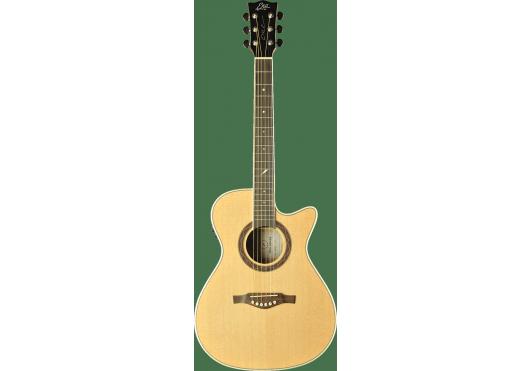 EKO Guitares acoustiques ONE-018CWEQ-NAT