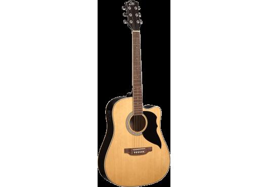 EKO Guitares acoustiques RANGER6CW-EQ-NAT